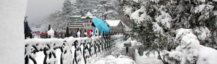 10 Best Places to See Snow in India