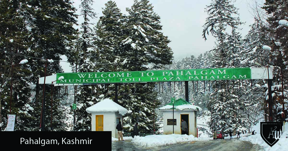 10 Best Places to See Snow in India pahalgam