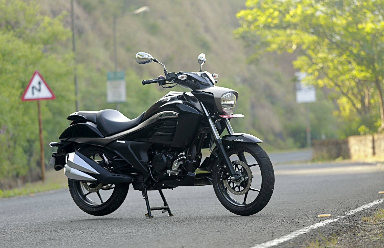 Suzuki Intruder 150cc Motorcycle Review By A2w Ankit2world