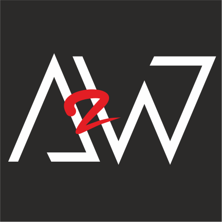 Ankit2World Logo