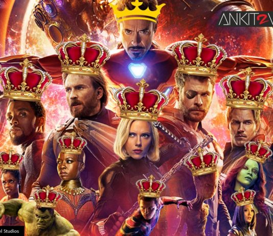 'Avengers: Infinity War' Has Broken Pre-Booking Sales Record.