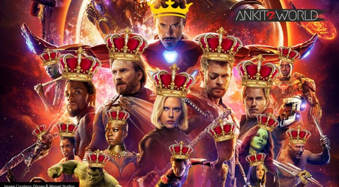 'Avengers: Infinity War' Has Broken Pre-Booking Sales Record.