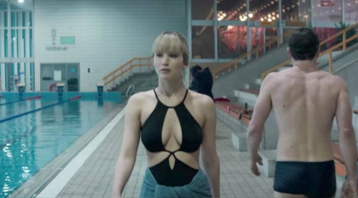 Red Sparrow Movie Review: A Spy Story with Less Guns & More Sex.