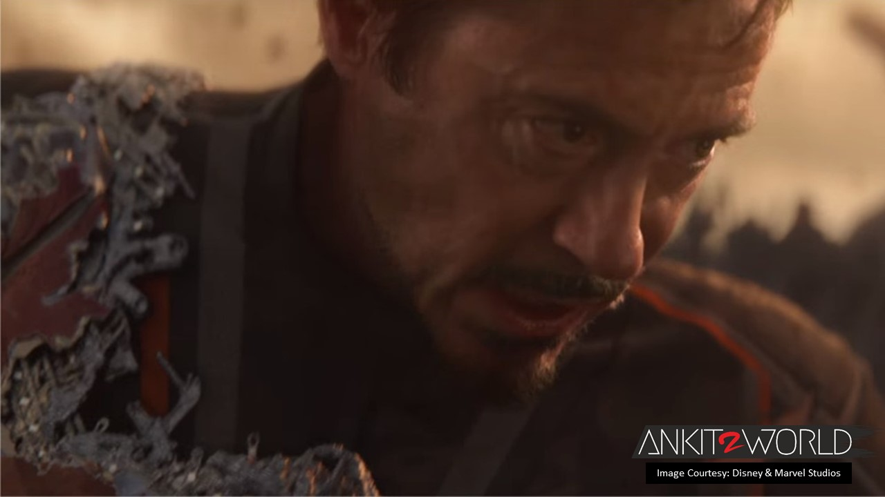 You think you have seen it all in Avengers: infinity War Trailer? Think again… ankit2world