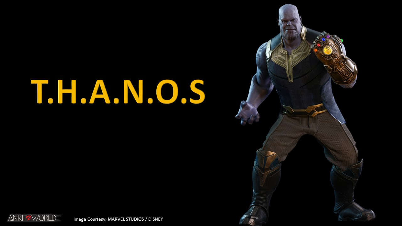 The Unknown Theory of T.H.A.N.O.S & Soul Stone Whereabouts