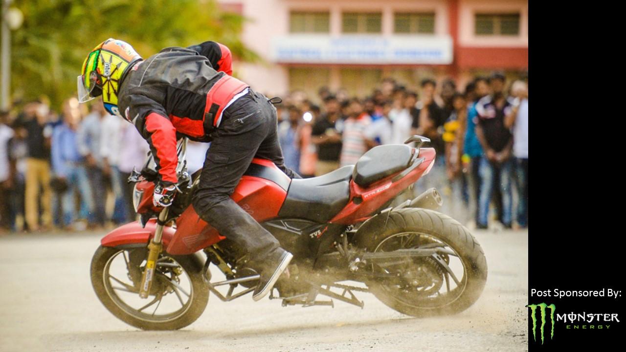 The Rise of the Motor Stunts in India & Top 5 Stunt Biking Groups - Ankit2World