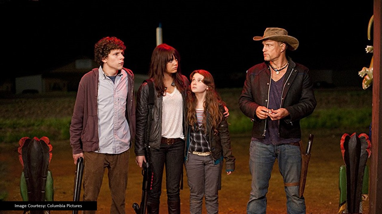 Zombieland 2 is all set to release by 2019 with original cast – says writers