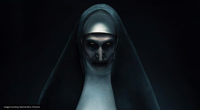 The Nun is here. Beware! - Ankit2World
