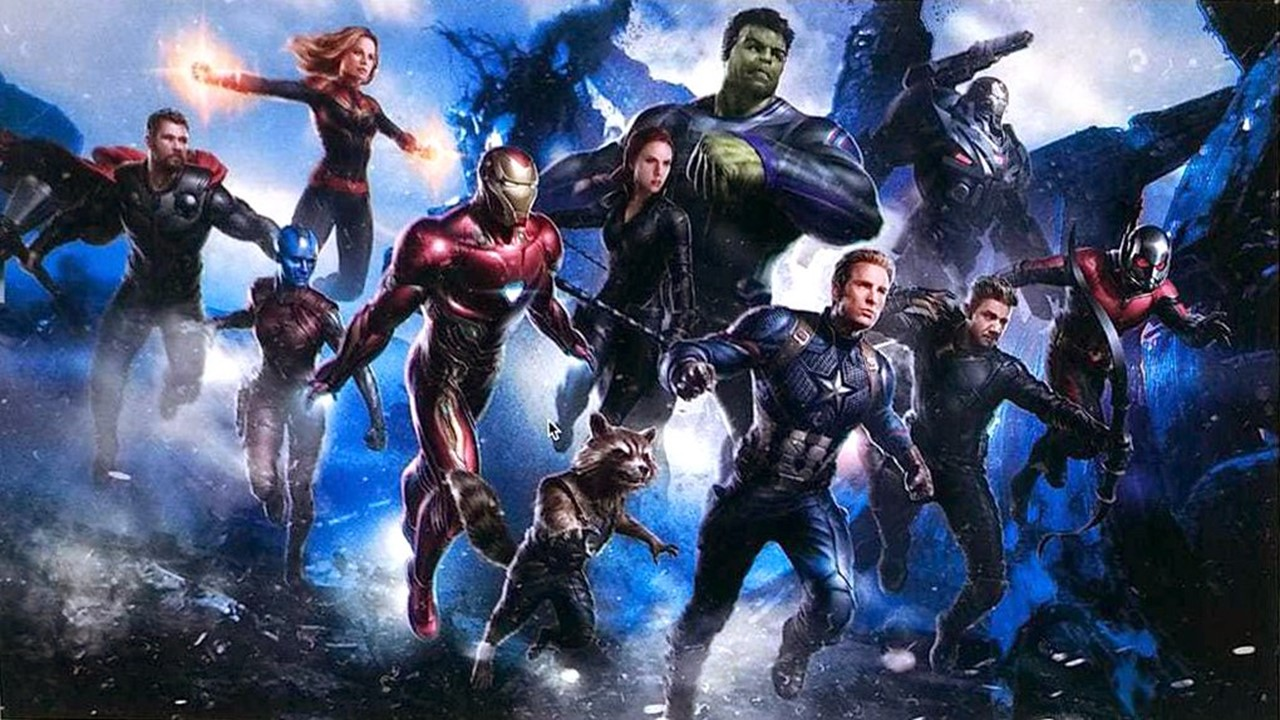 'Avengers 4' Concept Art Poster Leaked & Its Super Awesome