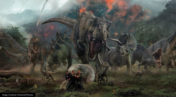Jurassic World: Fallen Kingdom Movie Review Good but Not So Good – A2W