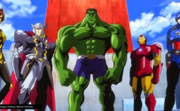 True Marvel Fan Should Definitely Watch These Marvel Anime on Amazon Prime.