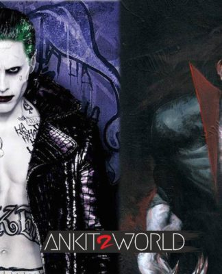 After DC Joker 'Jared Leto' is playing Marvel Badass Villain
