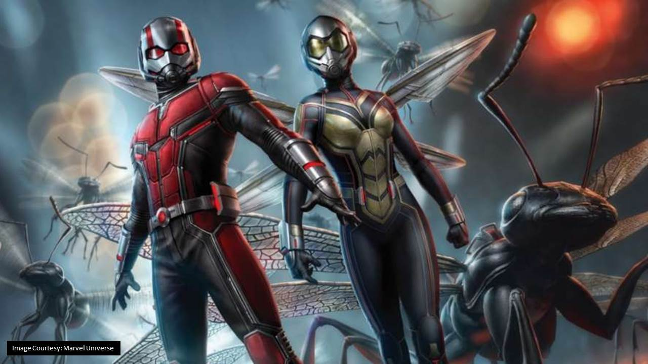 'Ant-Man and The Wasp' Movie Review with Spoiler related to Infinity War by Ankit2World