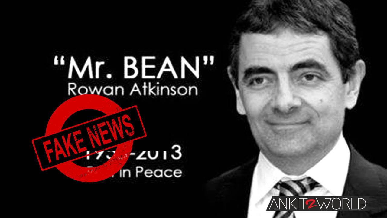 Mr. Bean's Death is Far M0ore Deadly Than You Think. Beware!