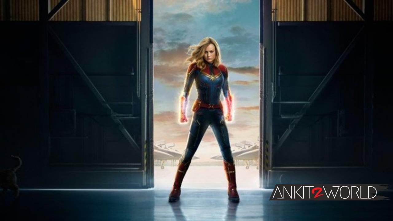 New Trailer Launched. Hope Marvel's 'Captain Marvel' Lives up to the Hype says Ankit2World