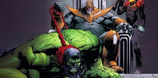 How HULK Dies in the Comics of Thanos - Ankit2World