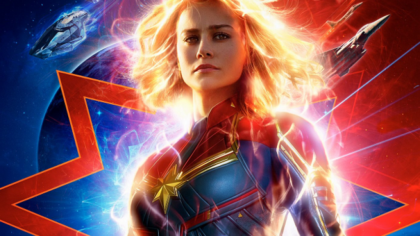Captain Marvel Movie Review By Ankit2World