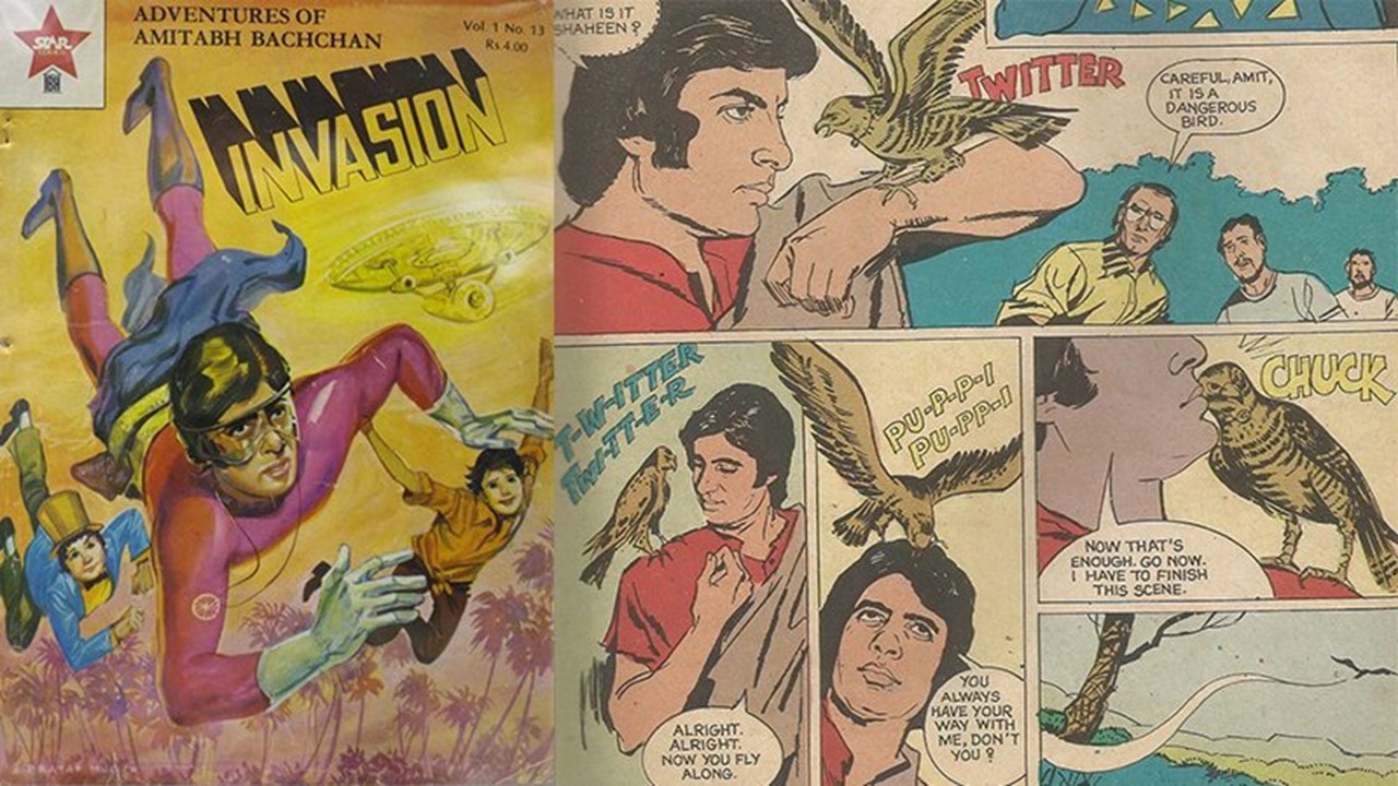 5 Unknown Facts of Indian Comics  - Ankit2World