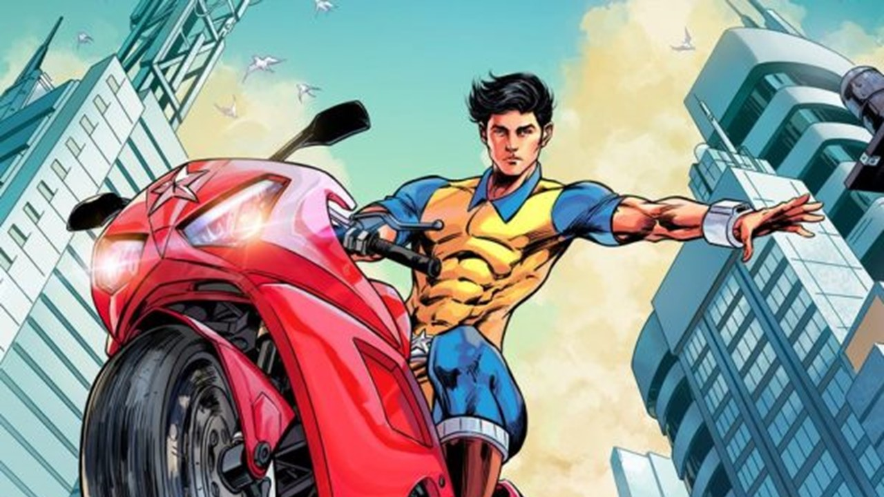 5 Most Powerful Superheroes in India - Ankit2World