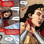 Wonder Woman is Dying in Justice League #42 - Ankit2World