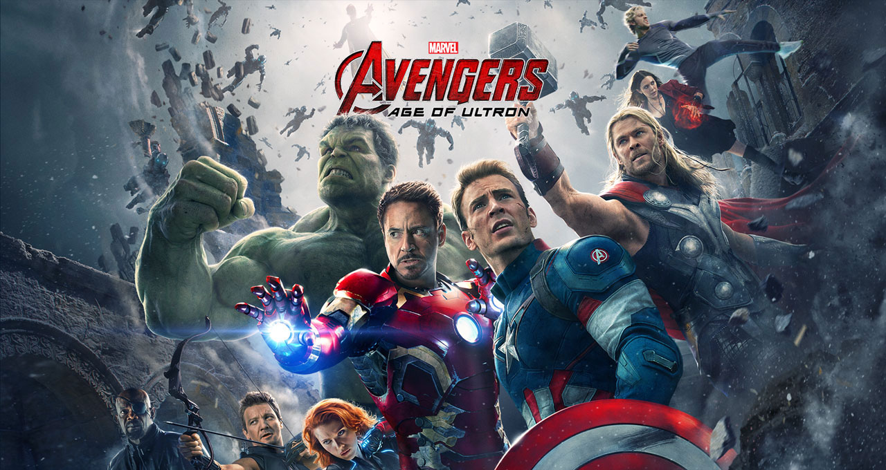 Avengers Age of Ultron - Ankit2World