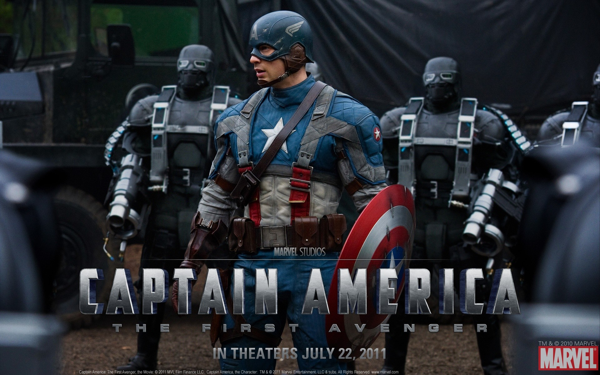 Captain America the First Avenger - Ankit2World