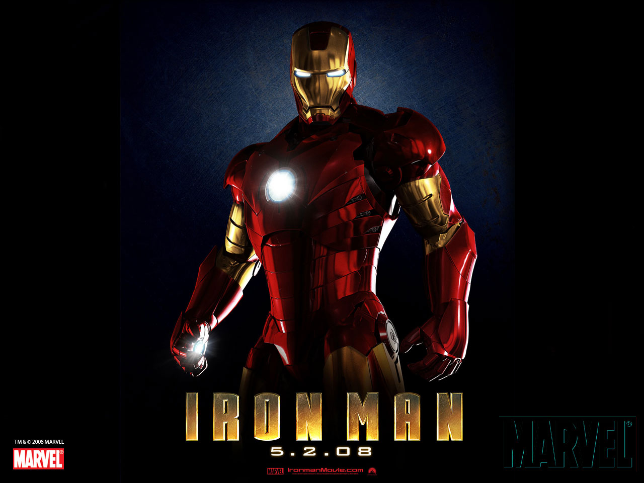 Iron Man - Ankit2World
