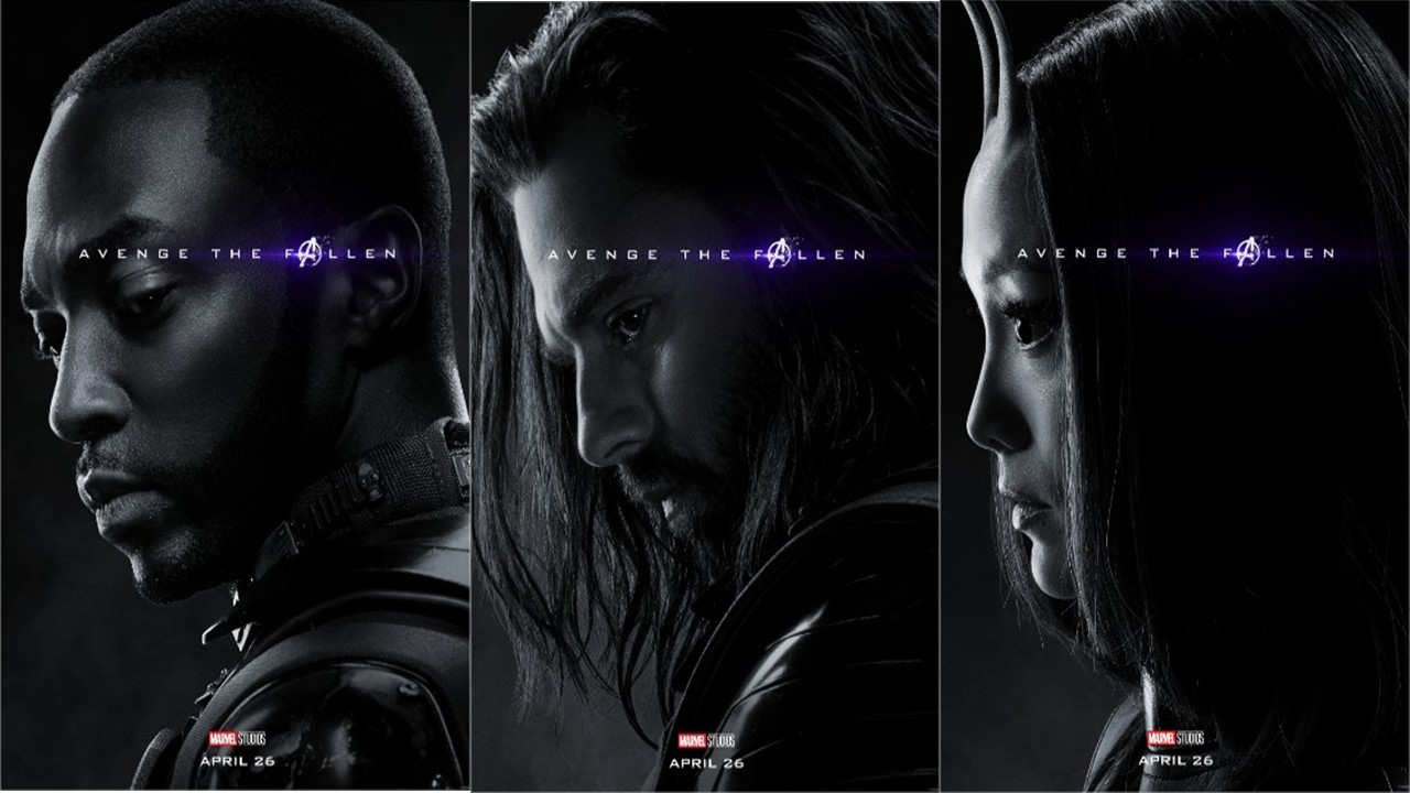Checkout These 32 Avengers: Endgame Posters - Ankit2World