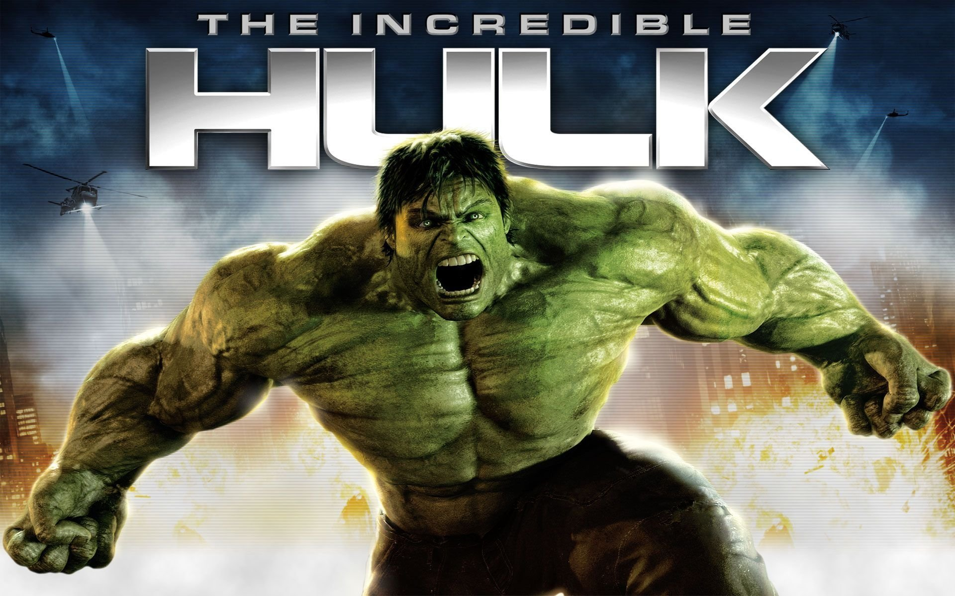 The Incredible Hulk - Ankit2World