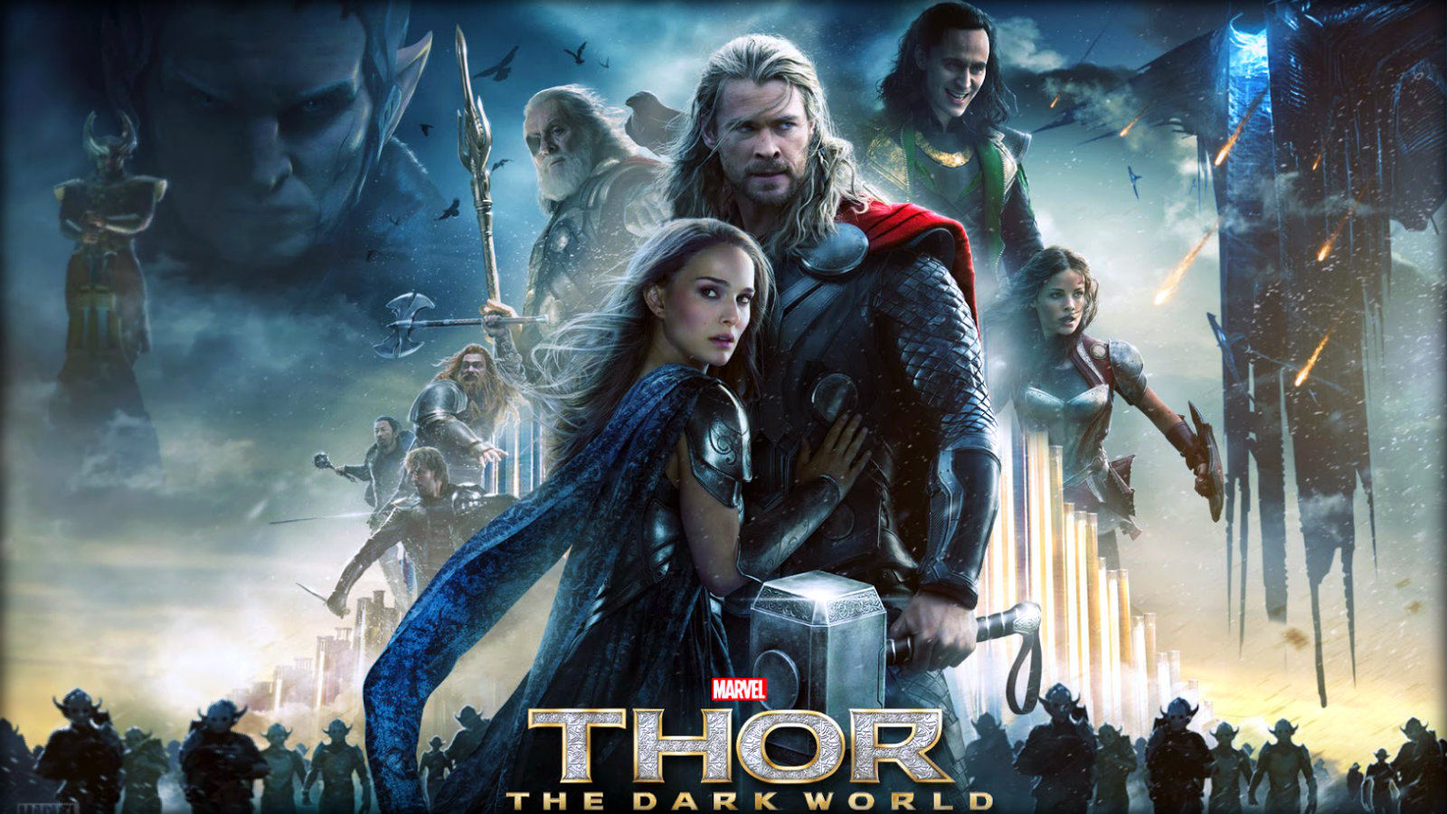 Thor The Dark World - Ankit2World