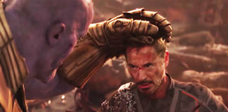 Thanos is scared of Tony Stark Here is the proof - Ankit2World