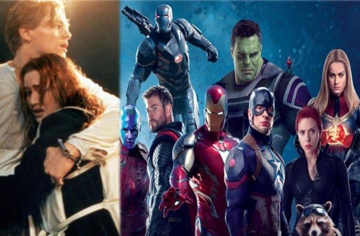Titanic Director James Cameron Congrats Avengers Endgame for Breaking Record - Ankit2World