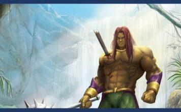 Do you know Superhero Bheriya from Raj Comics?