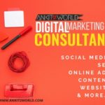 Ankit2World Digital Marketing Consultant Delhi India