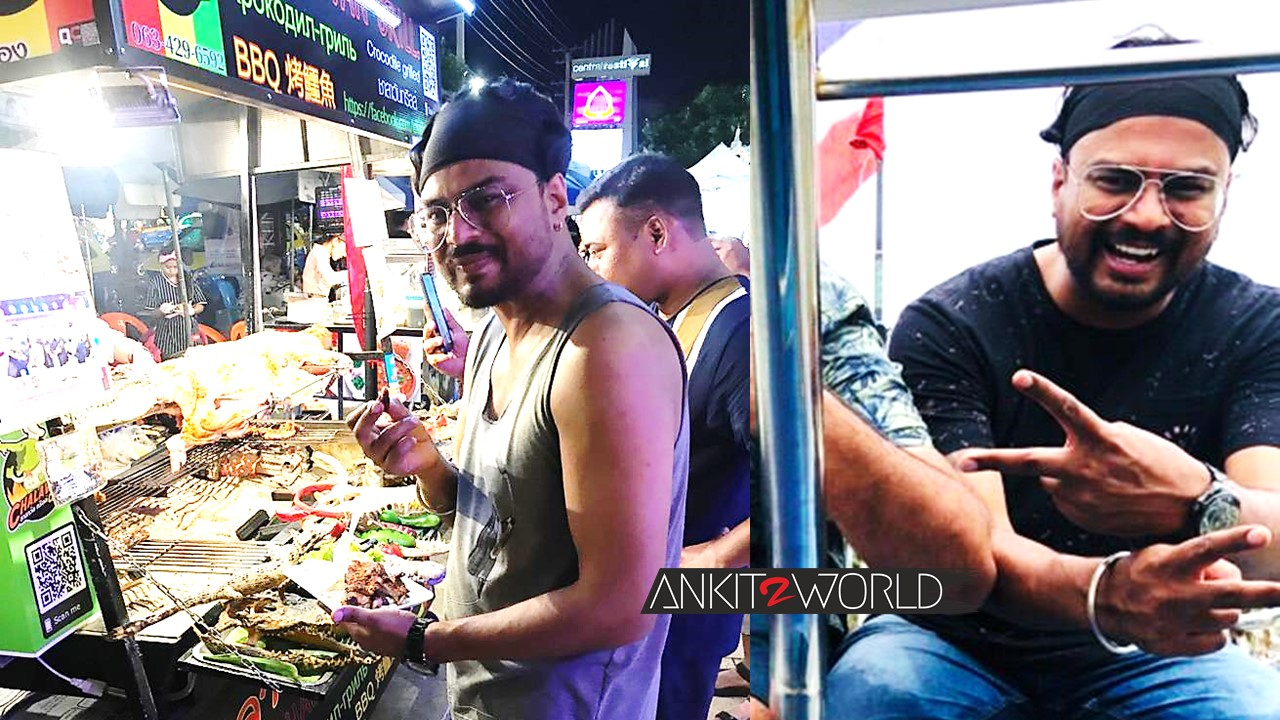 Trip to the Paradise City of Thailand - Ankit2World Thailand Travel
