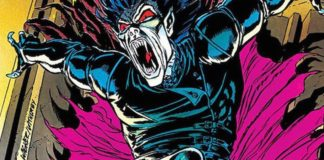 Morbius First Look Leaked and Everyone is Super Excited - Ankit2World India's Best Hollywood Blogger