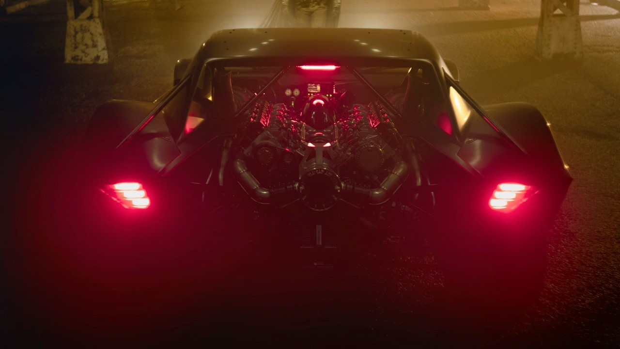 Exclusive First Look at Robert Pattinson's Batmobile - Ankit2World