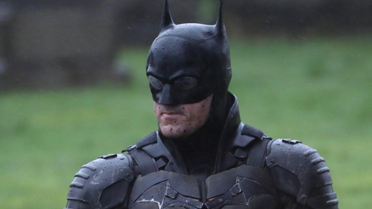 Exclusive First Look at Robert Pattinson's Batmobile - Ankit2World