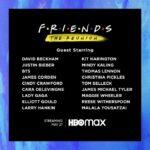 Friends Reunion guest list  – Ankit2World