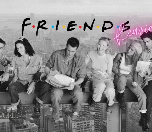 Friends Reunion - Ankit2World